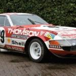 Ferrari 365 GTB/4 Daytona Competizione – Car Profile