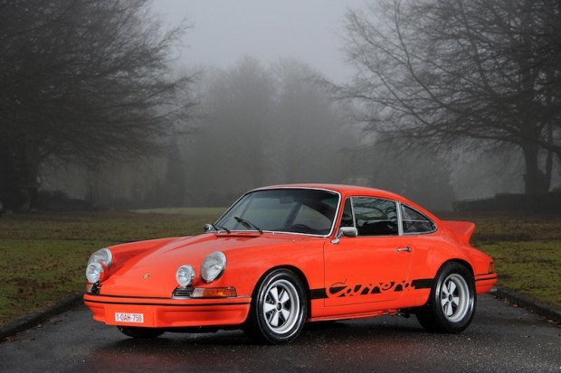 1973 Porsche 911 Carrera 2.7 RS Lightweight