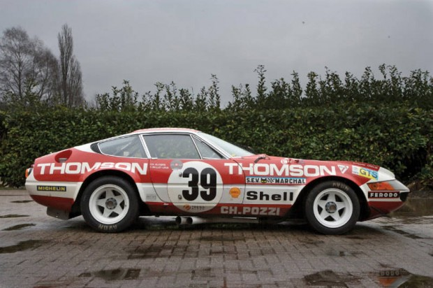 1973 Ferrari 365 GTB/4 Daytona Competition Group 4