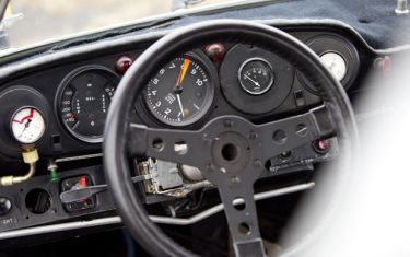 1974 Porsche RSR Turbo Carrera Dash