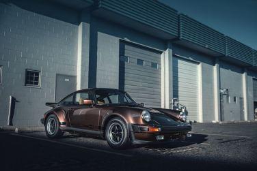 1975 Porsche 911 Turbo (photo: Marcel Lech)