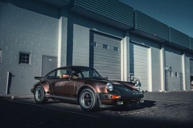 1975 Porsche 911 Turbo (photo: Marcel Lech)