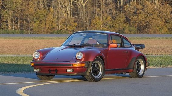 1978 Porsche 911 Turbo Coupe