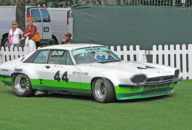 1978 Jaguar XJ-S Group 44 Race Car, Gary W. Bartlett, Muncie, IN