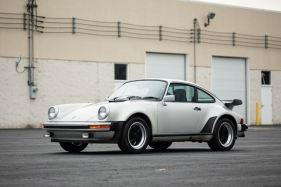 1979 Porsche 911 Turbo (photo: Drew Shipley)