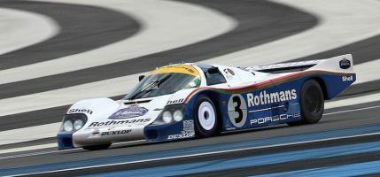 1982 Porsche 956 (photo: Mathieu Heurtault)