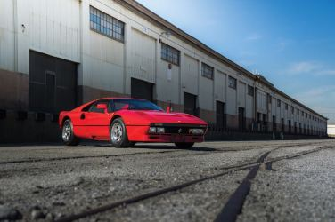 1984 Ferrari 288 GTO (photo: Karissa Hosek)