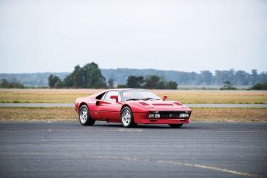 1985 Ferrari 288 GTO (photo: Jeffrey Phillips)