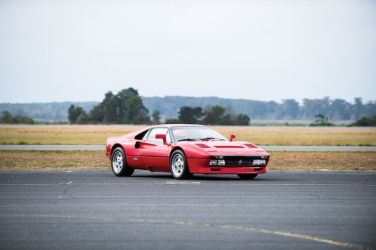 1985 Ferrari 288 GTO (photo: Jeffrey Phillips)