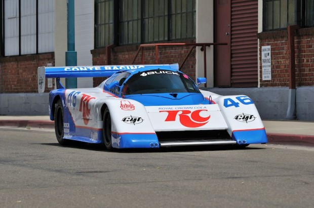 1985 March Buick 85G GTP