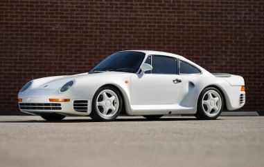 1988 Porsche 959 Sport (Photo: Mike Maez)