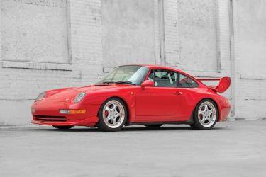 1996 Porsche 911 Carrera RS 3.8 (photo: Darin Schnabel)