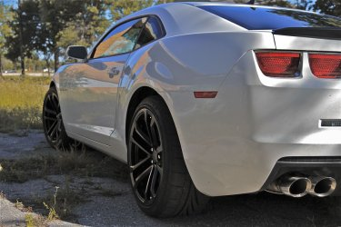 rear taillights