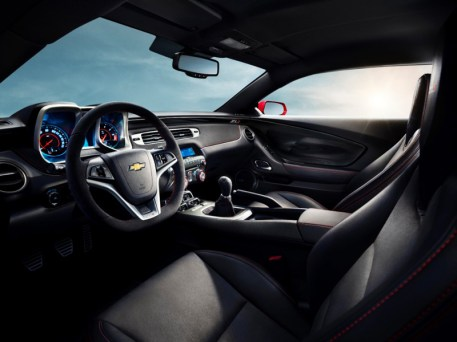 ZL1-Inspired Interior [Photo: Chevrolet]