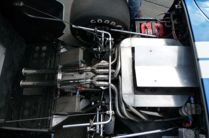 1966 ford gt40 mk 1 engine