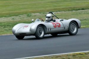 "Cooper Porsche ""Pooper"" driven by Cameron Healy"