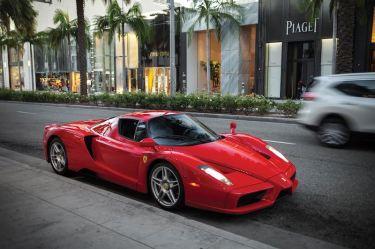 2003 Ferrari Enzo (photo: Patrick Ernzen)