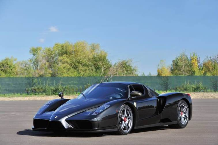 2004 Ferrari Enzo (photo: Tim Scott)