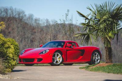 2005 Porsche Carrera GT (Lot S190)