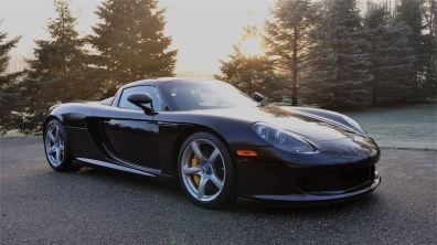 2005 Porsche Carrera GT (Lot S153)
