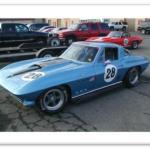 Chevrolet Corvette Vintage Racer – Car Profile