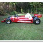 Ferrari 312 T2 – Model Car Profile