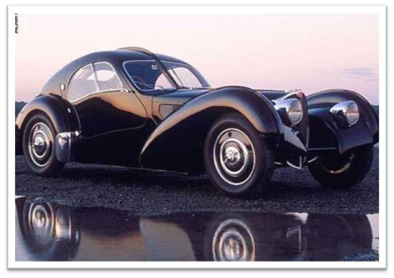 Top 100 Beautiful Cars of All Time