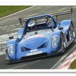 Nurburgring Record Lap in Radical SR8