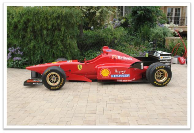 Ferrari F310 Photos And Information
