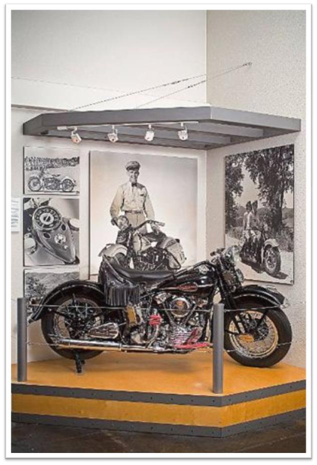 1940 Harley-Davidson 61ci EL picture