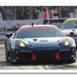 Ferrari 430 GTC In-Car at Long Beach