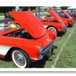 8th Annual Corvettes America Show