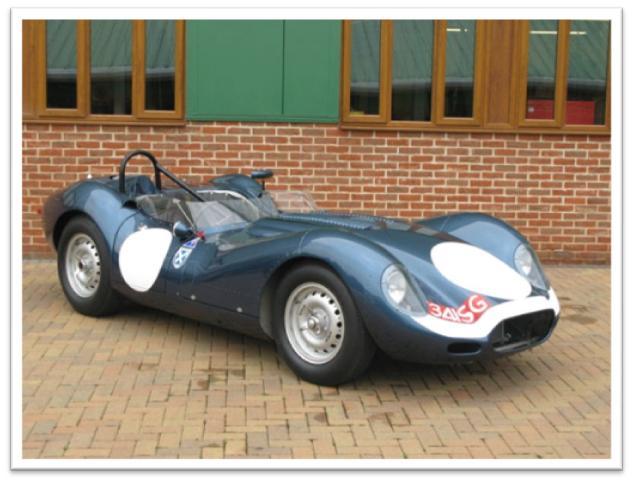 1958 Lister Jaguar Photo