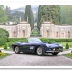 Pebble Beach Concours to Honor Ferrari 250 GT California