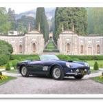 Pebble Beach Concours to Honor Ferrari 250 GT California