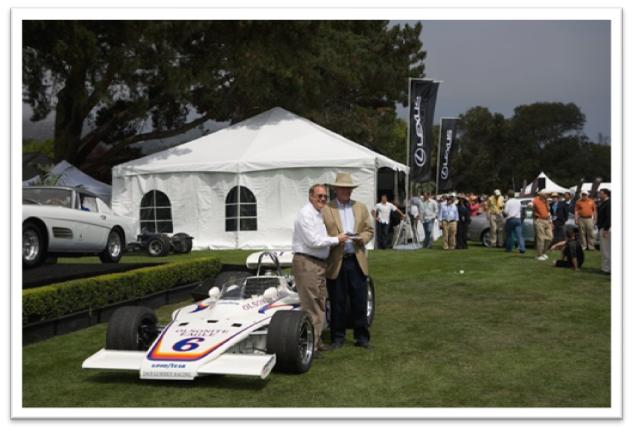 1972 Eagle Indy – Olsonite owned by Dan Gurney