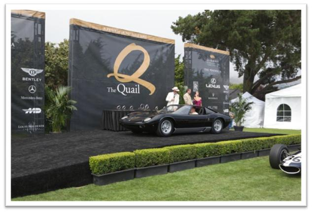 1967 Lamborghini Miura owned by Lammot Du Pont