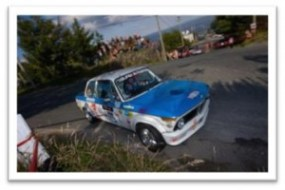 BMW 2002 - Targa Newfoundland Rally