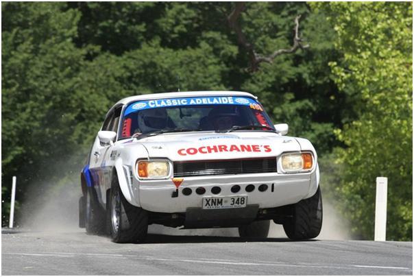 Ford Capri Perana V8