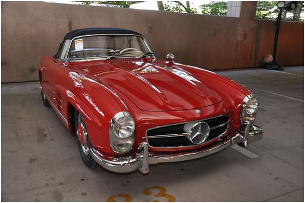 1959 Mercedes-Benz 300SL Roadster