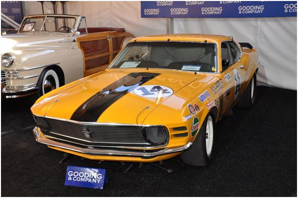 1970 Ford Mustang Boss 302 Trans-Am Race Car