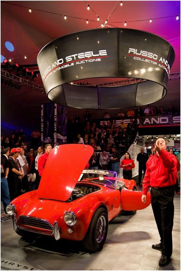 1964 Shelby Cobra CSX 2519
