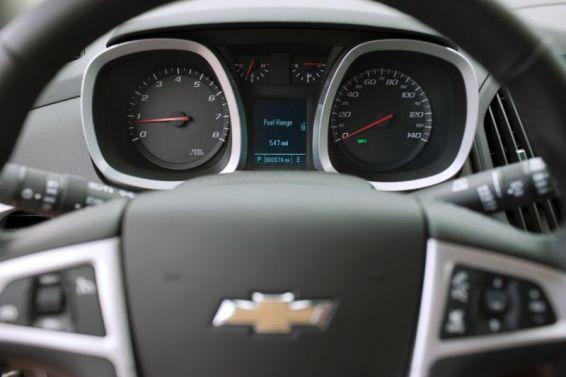2013 Chevrolet Equinox LTZ Interior