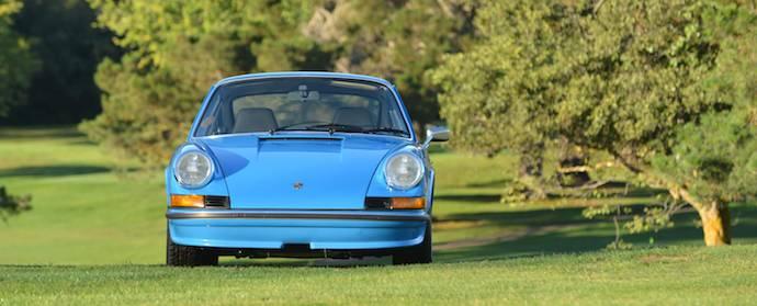 Porsche 911 Honored at 2013 Legends of Autobahn