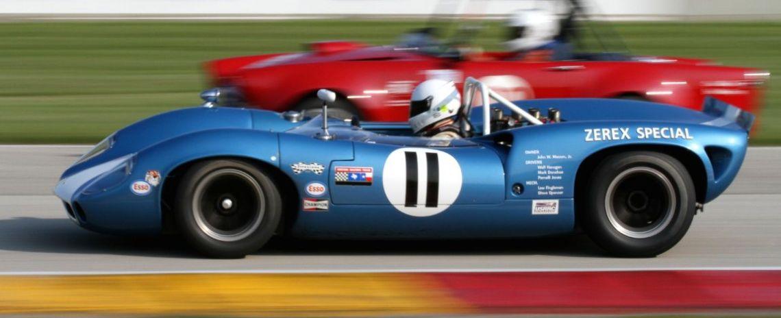 Marc Devis, 65 Lola T70 Mk1