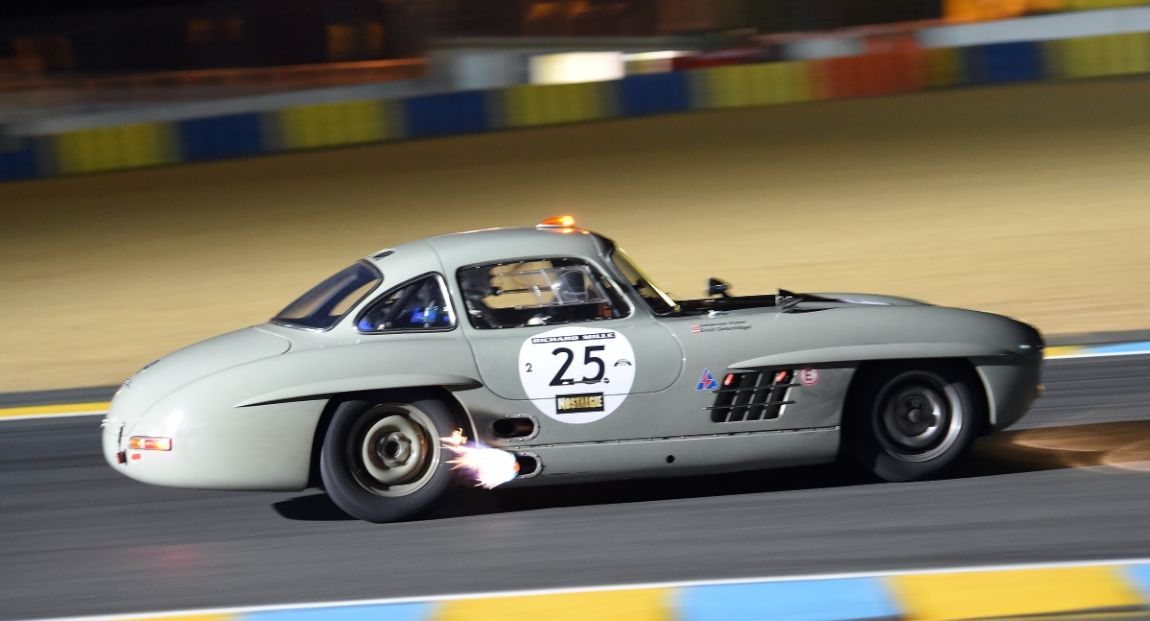 Le Mans Classic 2014 1949 To 1959 Photos Results Report