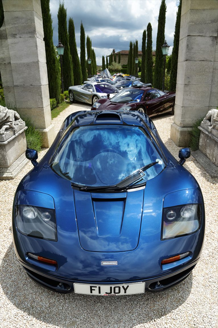 Used Car Auctions >> McLaren F1 Owners Club Tour 2014 - Photo Gallery