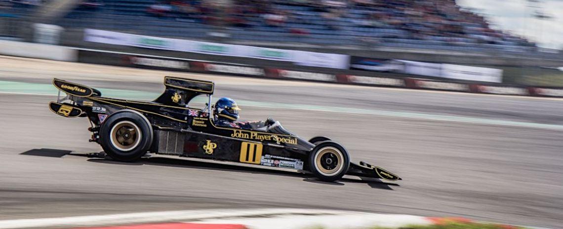 Oldtimer Grand Prix 2014 - Masters Historic F1 Photo Gallery