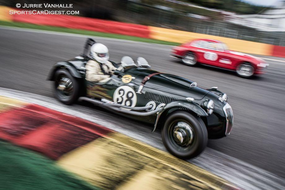 Spa Six Hours 2014 - Woodcote Stirling Moss Trophy