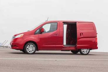 2014 Nissan NV200 - Profile